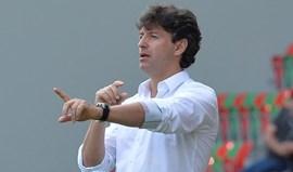 Domingos: «O Belenenses foi melhor equipa do que o Marítimo»