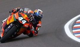 Moto2: Miguel Oliveira parte em sétimo no GP das Américas