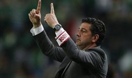 Rui Vitória: «Merecíamos ter ganho porque fomos a melhor equipa»