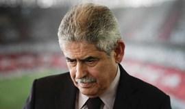 Vieira 'viu' Vale e Azevedo quando recebeu email do Sporting