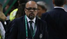 Nuno Saraiva acusa Vieira de ter feito uma espera a Soares Dias no intervalo do dérbi
