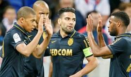 Mbappé e Falcãorecolocam Monaco no topo