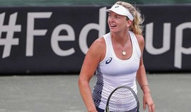 Fed Cup: Estados Unidos afastam Rep. Checa