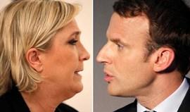 Imprensa francesa destaca segunda volta entre Macron e Le Pen