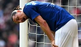 Ronaldo elogia espírito guerreiro de Ibrahimovic