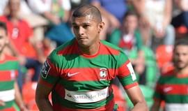 Raúl Silva eleito o jogador da semana