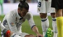 Confimaram-se as piores previsões: Bale fica um mês sem jogar