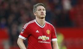 Schweinsteiger não se arrepende da passagem pelo United