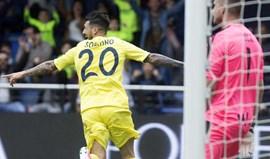Villarreal surpreende na visita ao Vicente Calderón