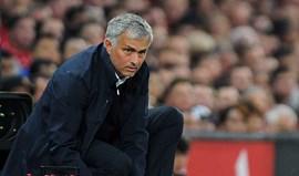 Mourinho: «Dérbi é apenas mais um dia no escritório»