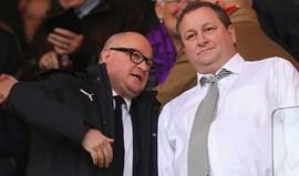 Diretor-geral do Newcastle detido por suspeita de fuga aos impostos