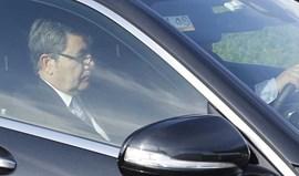 Presidente da FPF manteve reuniões com Sporting, FC Porto e Santa Clara