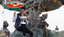 Roland Garros vai distribuir 36 milhões de euros em prémios