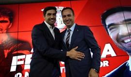 António Salvador: «Acreditava que Jorge Simão poderia singrar aqui»