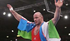 Lutador campeão olímpico castigado por doping recorre para o TAS
