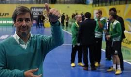 UEFA Futsal Cup: Bruno de Carvalho acredita que é possível chegar à glória