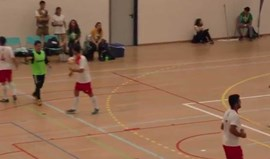 Final do Torneio de Futsal Masculino