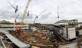Tottenham confirma Wembley como a sua 'casa' para 2017/18