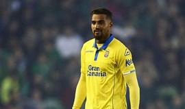 Kevin-Prince Boateng acerta renovação pelo Las Palmas até 2020