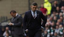 Rangers de Caixinha sofre pior derrota caseira no Old Firm desde o Séc. XIX
