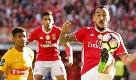 Factos e números do Benfica-Estoril