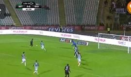 V. Setúbal-V. Guimarães: Marega assistiu e Hernâni marcou