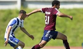 Cova da Piedade-Varzim, 1-0: Golo de Roberto Cunha deixa permanência mais próxima