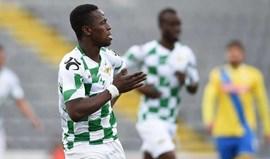 A crónica do Arouca-Moreirense, 2-2: Era um Dramé até surgir o Boateng