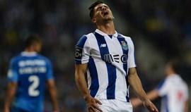 André Silva falhou apenas o segundo jogo do campeonato