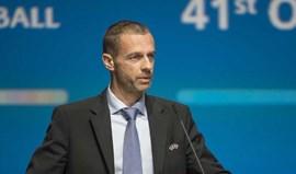 UEFA terá em conta direitos humanos na escolha do país organizador do Euro'2024