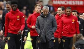 Mourinho ameaça com decisão radical se chegar à final da Liga Europa