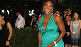 Barriga de Serena Williams 'rouba a cena' na MET Gala