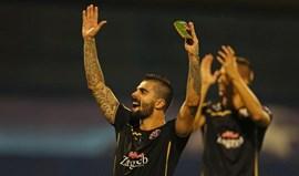Paulo Machado revela a Record que vai deixar o Dínamo Zagreb