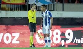 Um jogo de castigo para Maxi Pereira