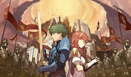 Fire Emblem Echoes: Shadows of Valentia a chegar