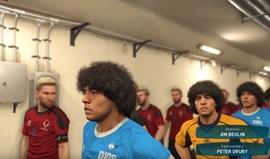 PES17: Hoje temos Maradona(s) contra Messi(s)