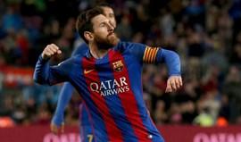 Koeman: «Haverá um antes e um depois de Messi no Barça e na história do futebol»