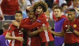 Celta de Vigo-Manchester United, 0-1
