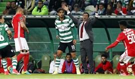 Mais processos disciplinares ao Benfica por queixas do Sporting