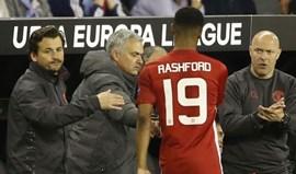 Mourinho revela o segredo do sucesso de Rashford