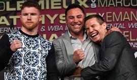Oscar de la Hoya convida Trump a assistir a combate entre... mexicanos
