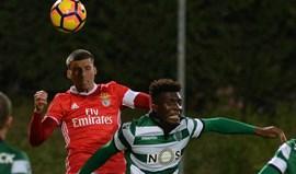 Sporting B-Benfica B: Um dérbi descansado