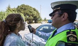 GNR deteve 135 pessoas por condução sob efeito do álcool