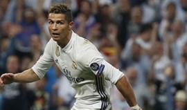 Zidane já vê Ronaldo com a Bola de Ouro