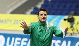 Nuno Dias: «Não é difícil mudar o chip»