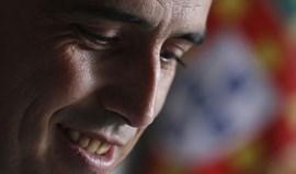 Luciano Gonçalves: «Prendas aos árbitros? Conta a intenção»