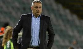 José Couceiro: «Vamos ser sérios até ao fim»