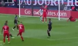 Verratti marca golo controverso pelo PSG