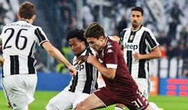 Torino termina com série fantástica da Juventus