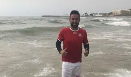 Élio Martins: «Os meus colegas iam à praia na Síria»